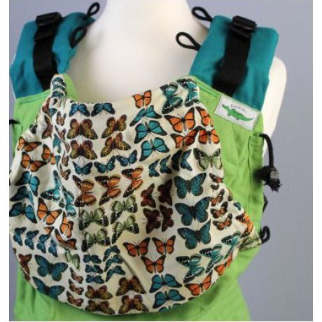 Marsupio Buzzidil Versatile XL - Butterfly Field