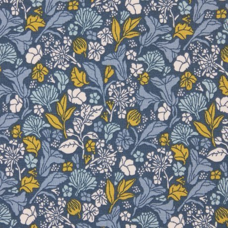 Fascia elastica Coracor - Tinyflower Blue