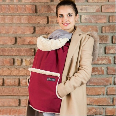 Cover invernale Isara - Burgundy