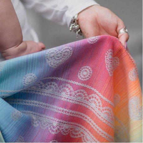 Fascia LennyLamb - Rainbow Lace
