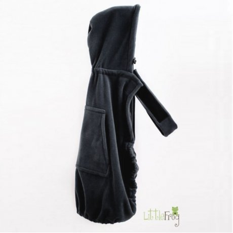 Cover invernale Little Frog - Grey