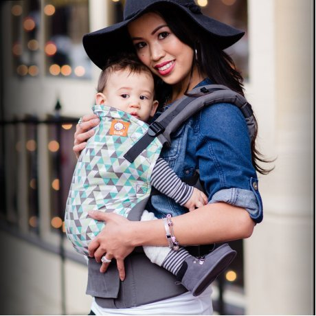 Marsupio Tula Toddler Carrier - Equilateral