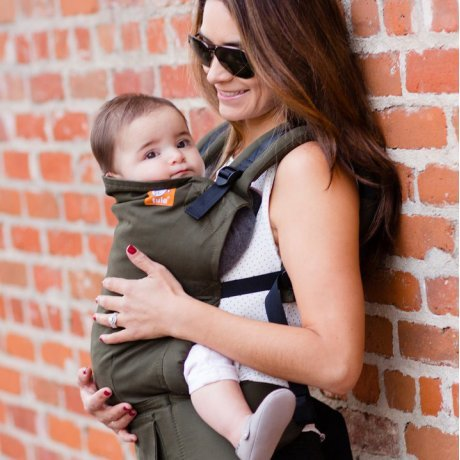Marsupio Tula Toddler Carrier - Olive