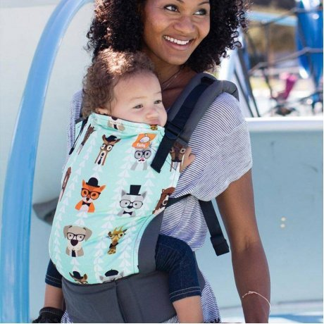 Marsupio Tula Baby Carrier - Clever