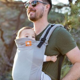 Marsupio Tula Toddler Carrier - Overcoast