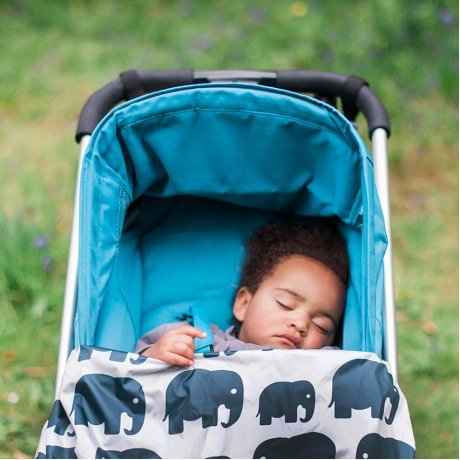 Cover Impermeabile BundleBean - Elefanti