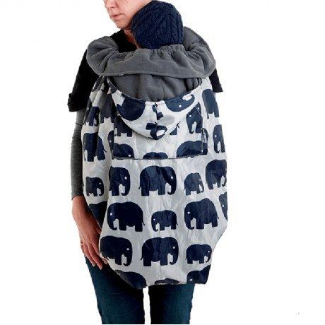 Cover invernale BundleBean - Elefanti