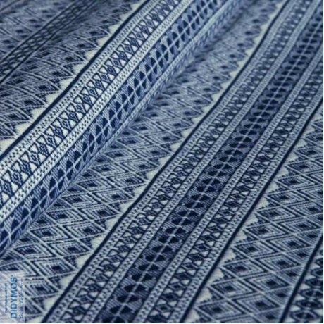 Fascia Didymos - Prima dark blue-white (Indio)