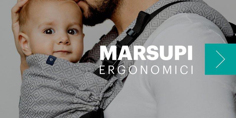 buona vendita il più grande sconto selezione straordinaria Marsupio neonato, marsupi ergonomici, fasce porta bebè, Boba ...